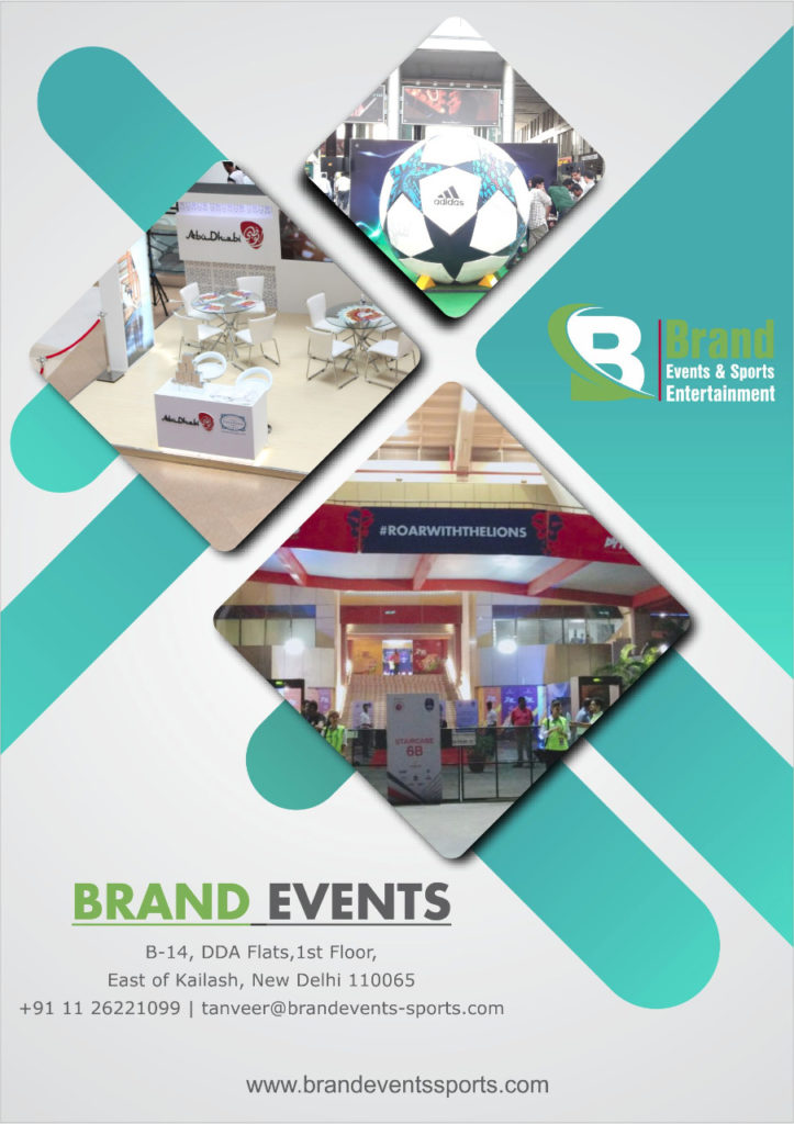 Brand Events & Sports Entertainment