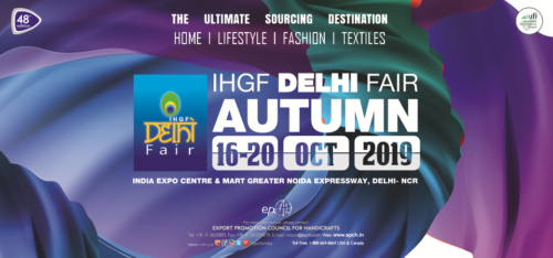IHGF DELHI FAIR - AUTUMN 2019