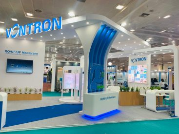 WATER EXPO 2020 - Designing Labs puts forward the Design vision of VONTRON